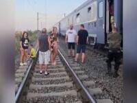 Întârzieri majore la trenuri, din cauza caniculei și accidentelor feroviare. Avertismentul lui Cătălin Drulă