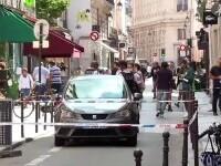 Jaf ca în filme în Paris. Două persoane înarmate au reușit să fure bunuri în valoare de 400.000 de euro