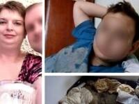 Femeia din Dej care și-a lăsat copilul de 9 ani să moară mâncat de viermi, condamnată la peste 18 ani de închisoare