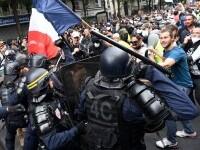 Proteste masive în Franța, împotriva obligativității certificatului verde în locurile publice. 65% din francezi le susțin
