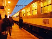 Fetita gasita in gara din Cluj fusese uitata de bunica ei, care s-a imbatat