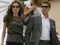 Brad Pitt se desparte de Angelina Jolie de dragul familiei!