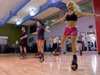 Kangoo fitness, o noua forma de aerobic ultra eficienta