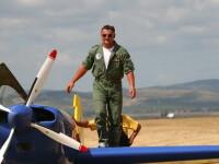 Destin nemilos: Mihai Dobre a fost tradat de avionul pe care il pilota