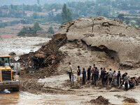 Alunecarile de teren fac prapad in Polonia