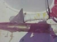 A pescuit o racheta de aviatie a Pentagonului!
