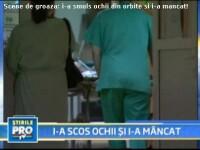 Viata in intuneric pentru tanara mutilata intr-un orfelinat de langa Cluj