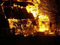 Familie distrusa in urma unui incendiu care le-a luat vietile a doi membri