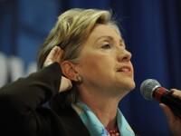 Hillary Clinton catre romani: Respectati regulile si vom elimina vizele