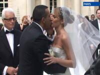 Maria Marinescu si-a vazut visul cu ochii! S-a casatorit cu Frank Colin