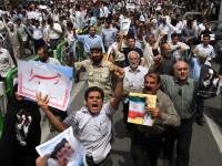 NOI IMAGINI SOCANTE! Baie de sange in Iran!