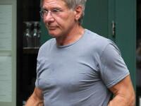 Harrison Ford, ranit in timpul filmarilor la noul Star Wars. Han a ajuns la spital primul