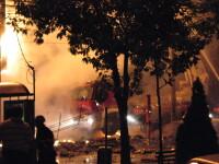 Incendiul de la blocul Millenium: anchetatorii fac publice primele ipoteze