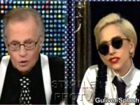 Lady GaGa s-a facut... Larry GaGa