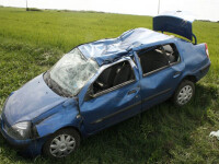 Asiguratorii: romanii insceneaza accidente ca sa isi repare masinile pe RCA
