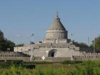 Marasesti - Mausoleul protejat de Hitler