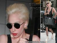 Asa arata in realitate! Lady GaGa, cam decoltata si cam cheala