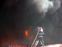 Incendiu la Liceul de Muzica din Timisoara. Elevii, evacuati