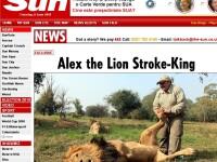 Jobul zilei! Face masaj leilor in talpa!