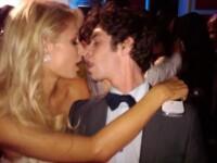 Paris Hilton, sarut pasional la petrecerea MTV Movie Awards!