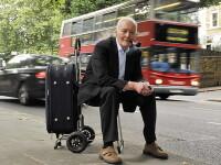 Valiza scaun. Inventia unui parlamentar britanic