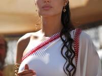 Angelina Jolie, viitoarea Cleopatra?!