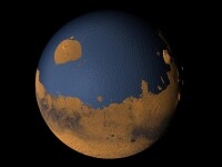 China, explorator spatial: va studia planeta Marte, impreuna cu Rusia