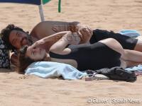 Penelope Cruz si Javier Bardem, in tandreturi la plaja. Un bebe in curand!?