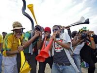 Fan arestat la Cupa Mondiala, dupa o amenintare falsa cu bomba