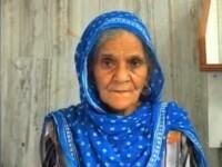 O indianca a nascut tripleti la 66 de ani! Un nou record