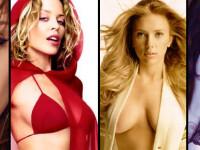 Kylie Minogue s-ar saruta pasional cu trei femei. Afla cine sunt