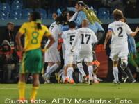 Africa de Sud - Uruguay, scor 0-3, in grupa A a Cupei Mondiale