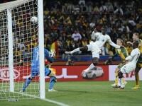 Ghana-Australia 1-1. Africanii sunt lideri in grupa D, in fata Germaniei