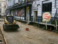 In centrul vechi al Bucurestiului, istoria se impleteste cu afacerile