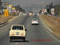 In Africa de Sud hotelurile sunt pazite cu pusca, insa exista autostrazi!