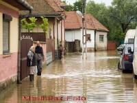 Caras Severin: a plouat intr-o ora cat intr-un an! Doi oameni au murit