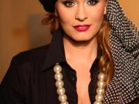 Andreea Esca:Nu o las pe fiica mea sa-si cumpere haine exorbitant de scumpe