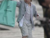 Angelina Jolie: Fiica mea Shiloh vrea sa fie baiat!