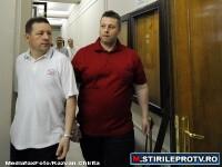 Fostul secretar general al MAI, Laurentiu Mironescu, a parasit azi noapte arestul
