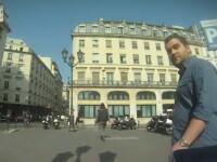 VIDEO: Experiment cu camera ascunsa ... in sani. Cum reactioneaza barbatii cand vad un bust frumos