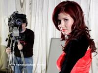 Spioana roscata, Anna Chapmann, s-a facut jurnalista