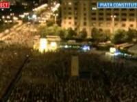 """""""Englishman in Bucharest"""". Cum s-a vazut Sting Symphonicity de la etajul 10. VIDEO"""