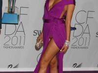 Aparitia indecenta care ar putea sa o coste coroana pe Miss Albania 2010. FOTO