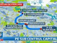 VIDEO: Pasajul de 58 de milioane de euro care ii va scapa pe pietoni de chinul de pe trotuar