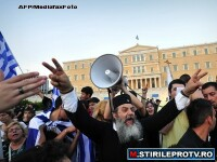 Grecii refuza sa-si mai plateasca impozitele: