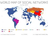 Harta Facebook sau cum se cucereste o planeta cu LIKE pe WALL