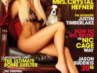 Aceasta este coperta pe care Playboy NU vrea sa o vezi. FOTO