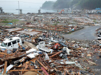 FOTO INTERACTIVE. Tara care a infruntat tsunami renaste la trei luni dupa catastrofa