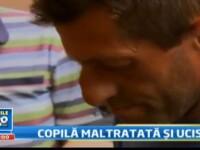 Monstrul din vecini, barbatul care a violat si a strangulat o fetita de 10 ani, a fost arestat