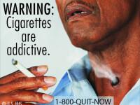 Cum vor americanii sa ii sperie pe fumatori. GALERIE FOTO